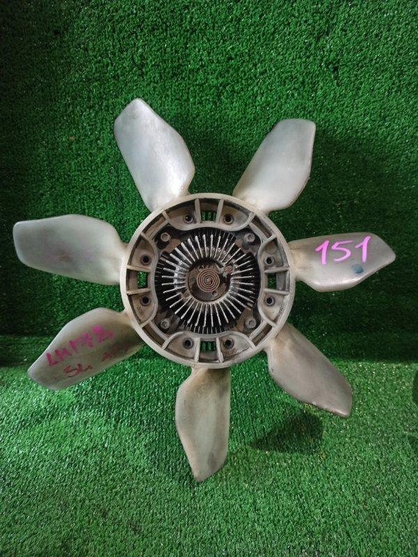 Вентилятор с вискомуфтой Toyota Hiace LH178 5L
