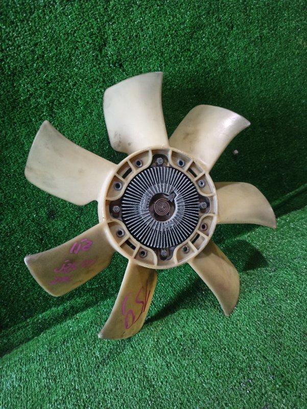 Вентилятор с вискомуфтой Toyota Crown JZS171 1JZ-FE
