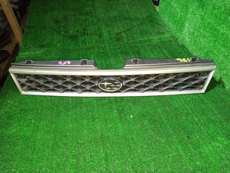 Решетка радиатора Subaru Legacy BF3