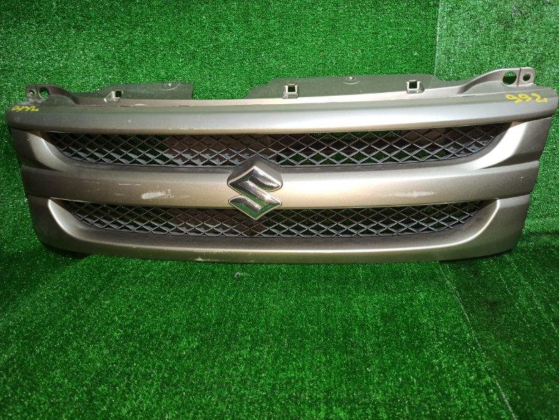 Решетка радиатора Suzuki Wagon R MH21