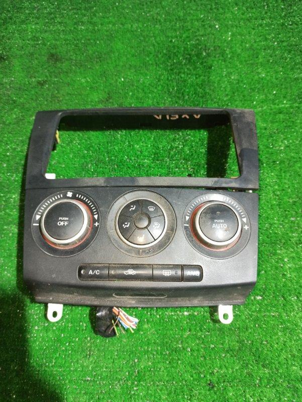 Консоль магнитофона Mazda Axela BK3P