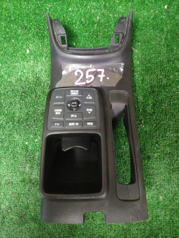 Консоль кпп Toyota Avensis AZT250 2005