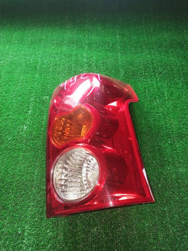 Стоп-сигнал Toyota Raum NCZ20 задний правый