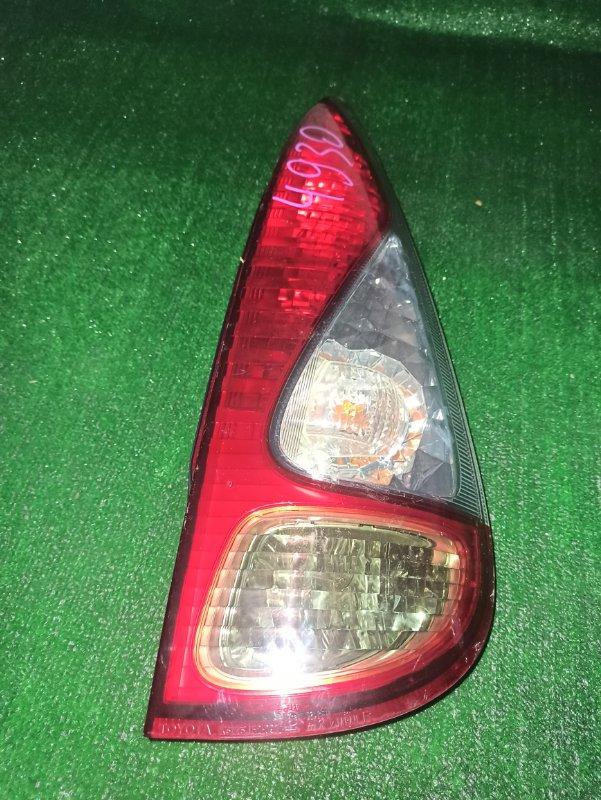 Стоп-сигнал Toyota Funcargo NCP20 задний правый