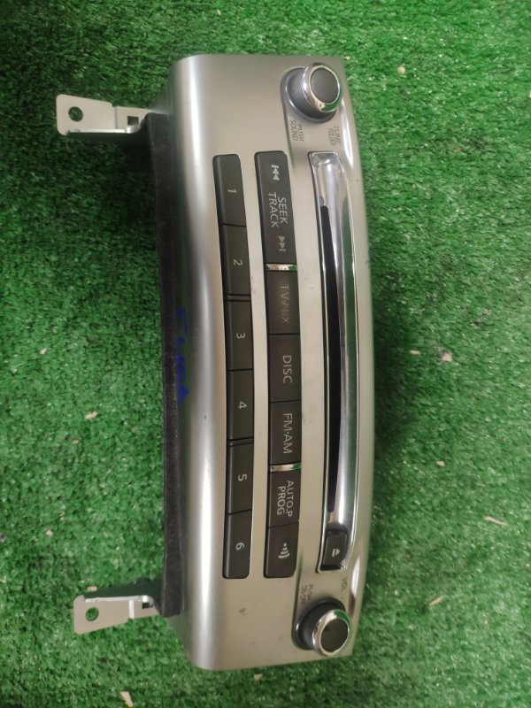 Магнитофон Nissan Teana J32 VQ35