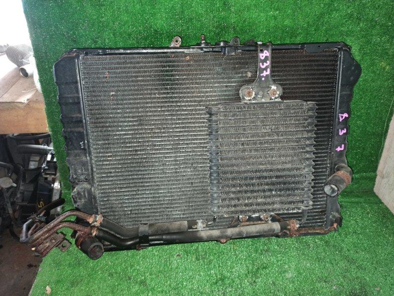 Радиатор основной Toyota Hiace KZH116 1KZ