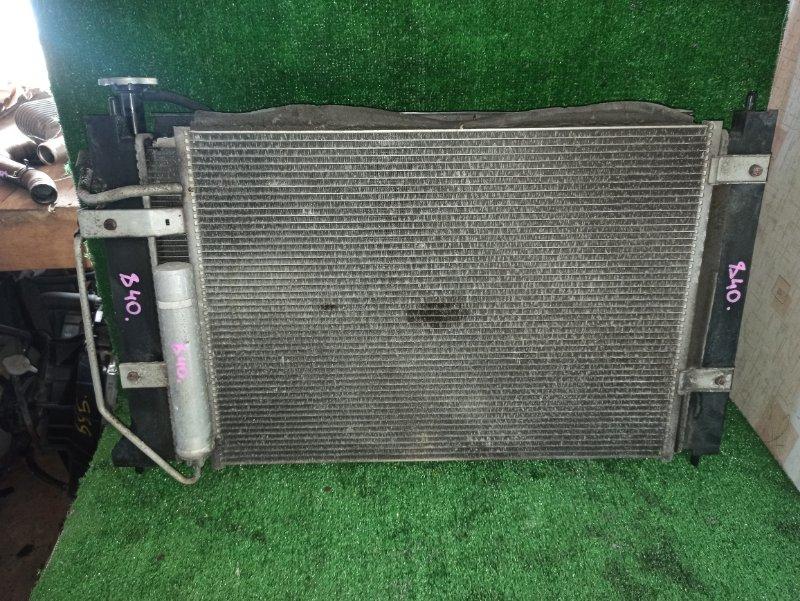Радиатор основной Mitsubishi Colt Plus Z23W