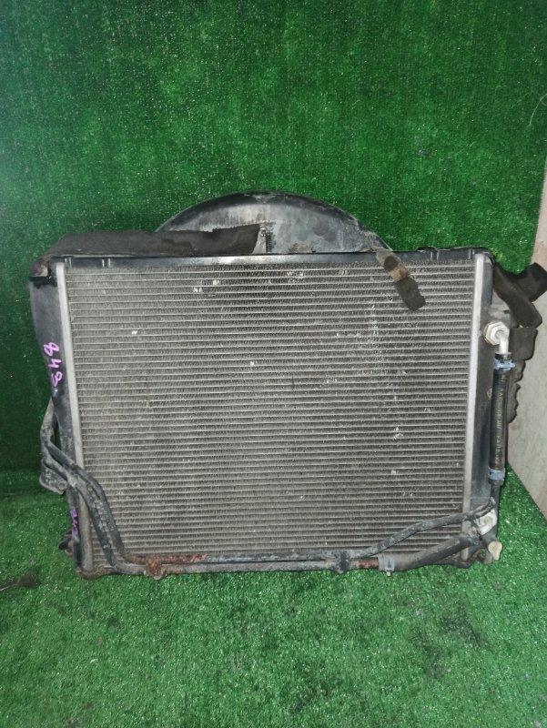 Радиатор основной Toyota Hiace LH178 5L