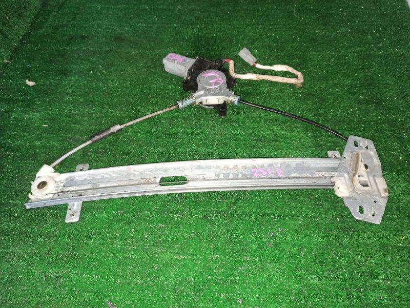 Стеклоподъемник Honda Accord CF6 F23A передний правый