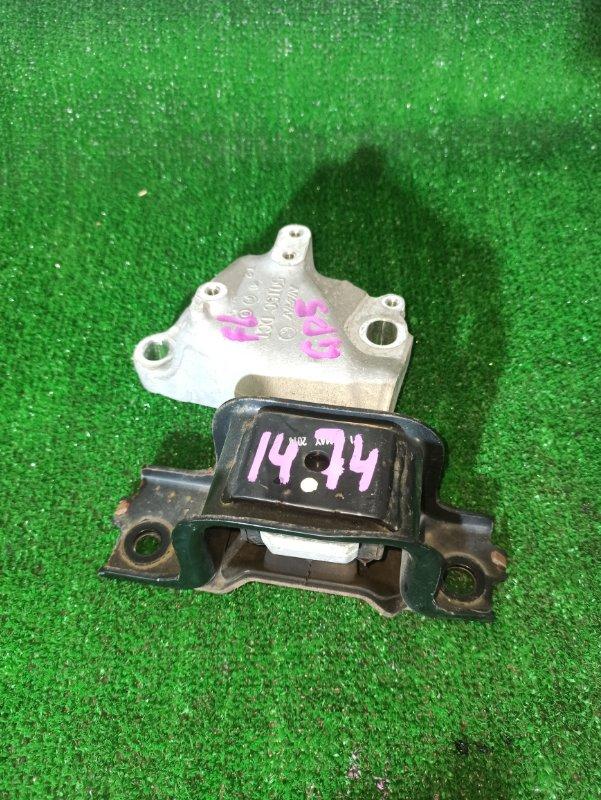Подушка двигателя Honda Grace GM4 LEB передняя левая
