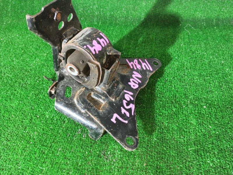 Подушка двигателя Toyota Succeed NCP165 1NZ-FE передняя левая