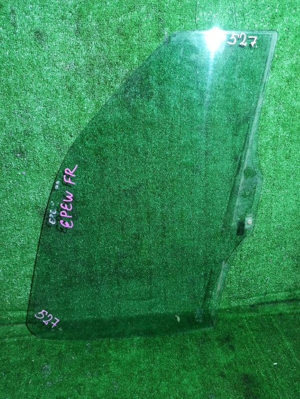 Стекло двери Mazda Tribute EPEW переднее правое