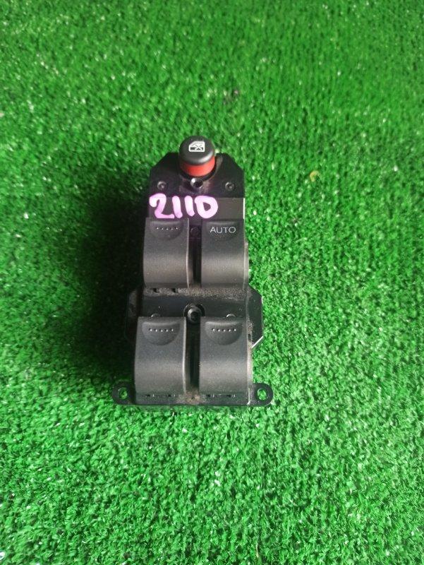 Блок упр. стеклоподьемниками Honda Zest JE1 передний правый
