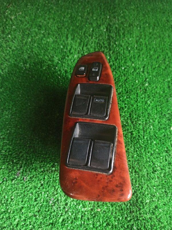 Блок упр. стеклоподьемниками Toyota Crown JZS171 передний правый