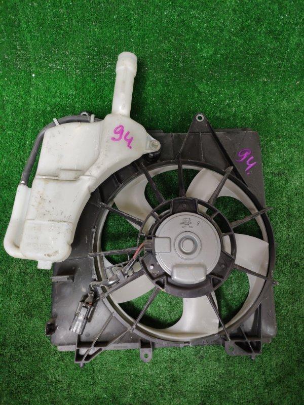 Диффузор радиатора Honda Fit GP5 LEB 2015 левый