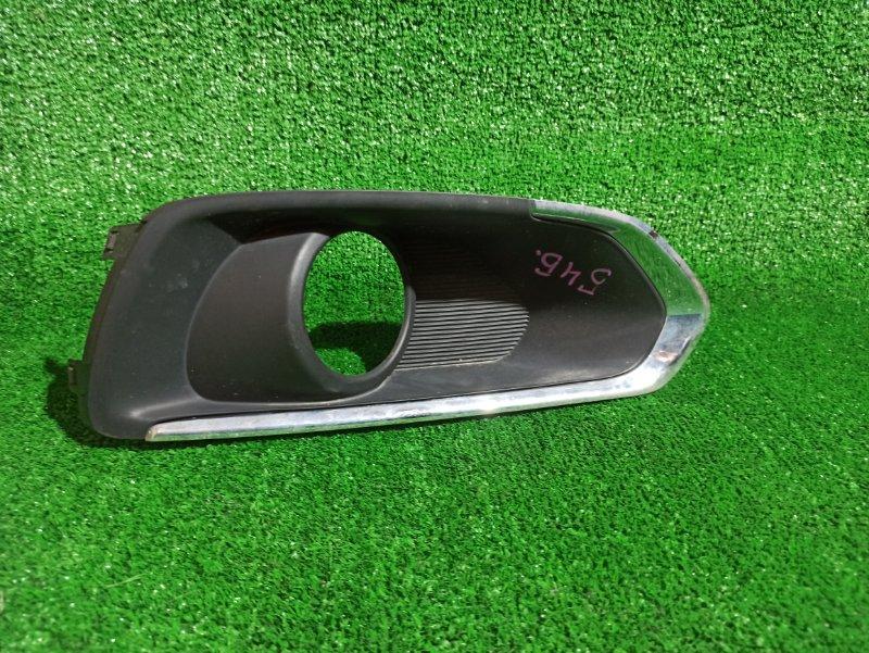Заглушка бампера Suzuki Sx4 YA22S передняя правая