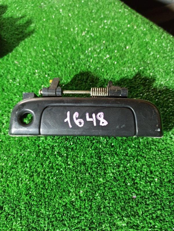 Ручка двери внешняя Toyota Hiace LH104 передняя правая