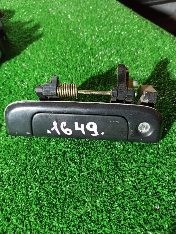 Ручка двери внешняя Toyota Hiace LH104 передняя левая