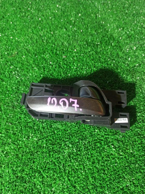 Ручка двери внутренняя Honda Fit GP5 задняя правая