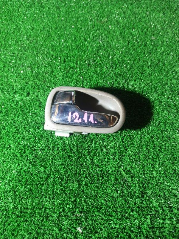 Ручка двери внутренняя Mazda Capella GWER задняя левая