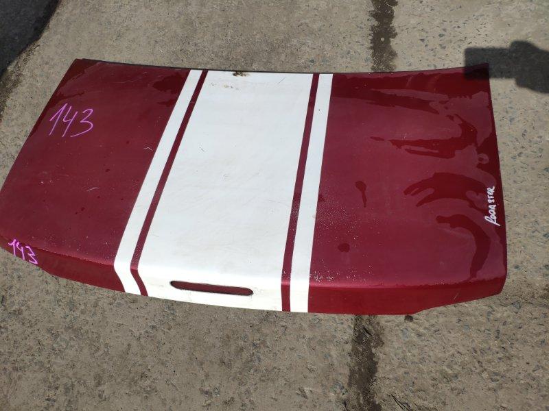 Крышка багажника Mazda Eunos NA8C