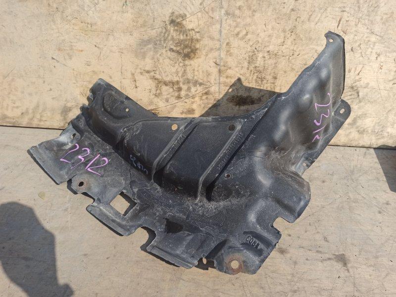 Защита двигателя Toyota Bb NCP30 передняя правая