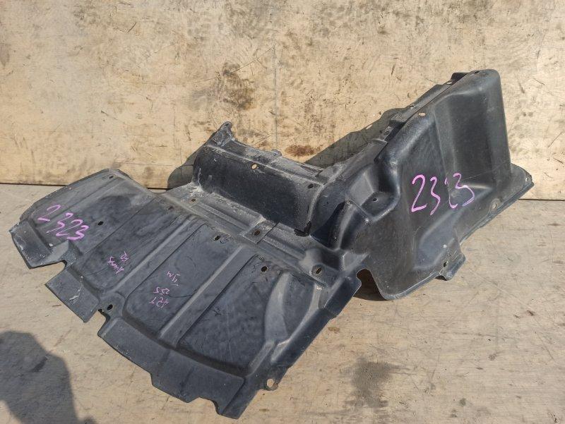 Защита двигателя Toyota Avensis AZT251 передняя правая