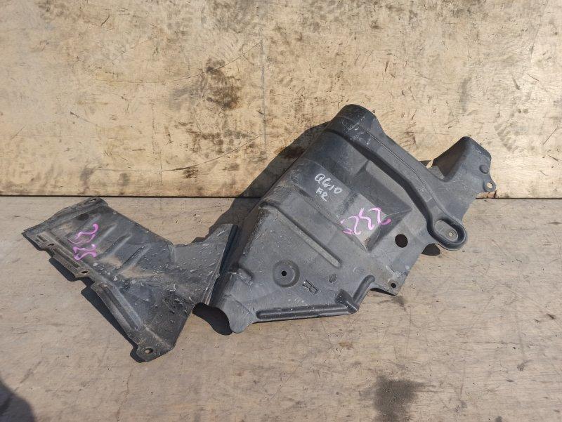 Защита двигателя Nissan Bluebird Sylphy QG10 передняя правая