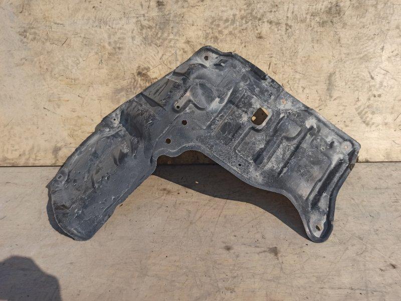 Защита двигателя Toyota Spacio AE114 передняя правая