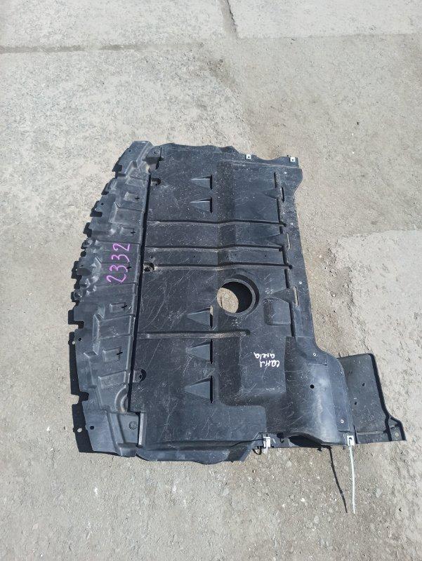 Защита двигателя Mazda Axela BK5P