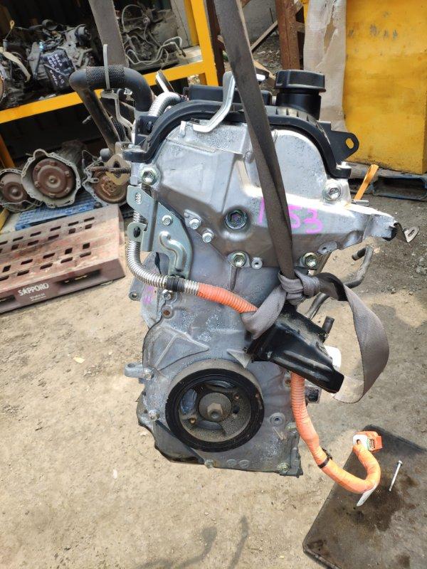 Двигатель Nissan Serena C27 HR12DE 2019