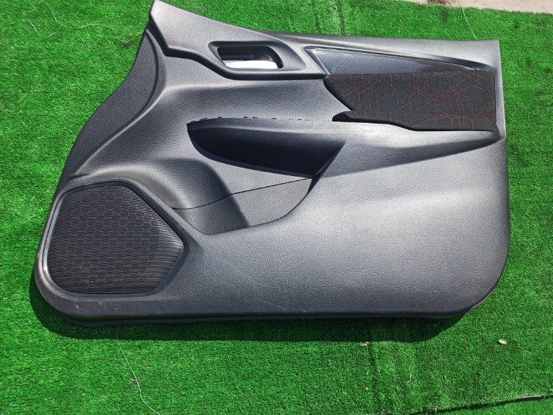 Обшивка дверей Honda Fit GP5 LEB передняя левая