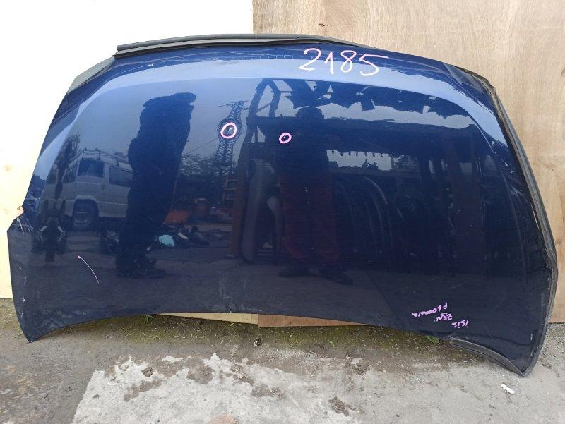 Капот Toyota Isis ZGM10