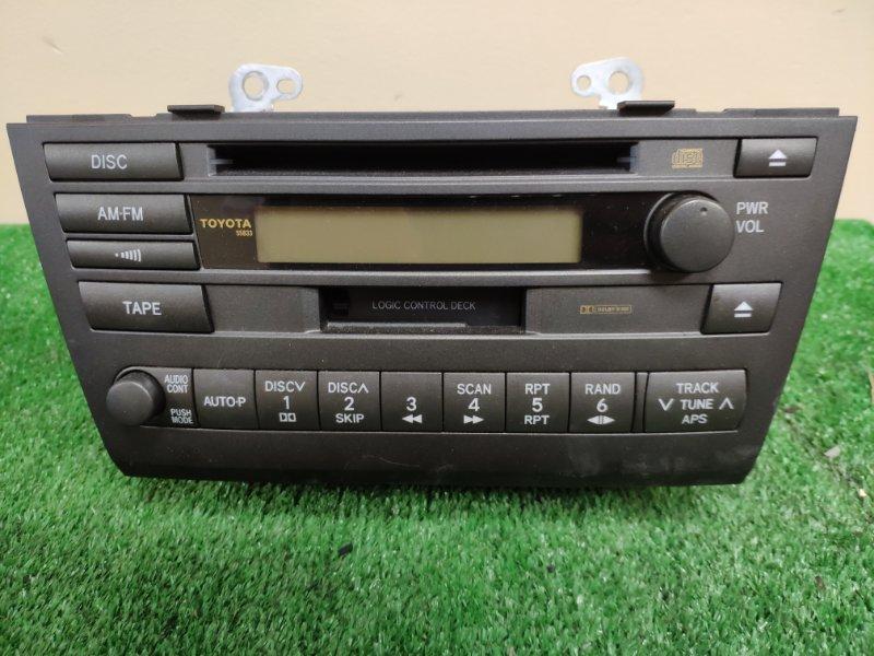 Магнитофон Toyota Mark Ii GX110 1G-BEAMS