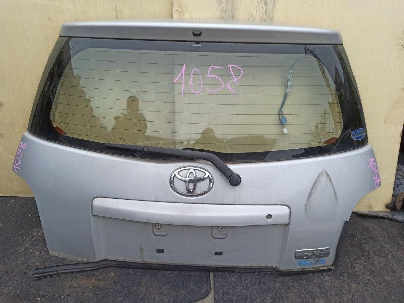 Дверь задняя Toyota Ist NCP60