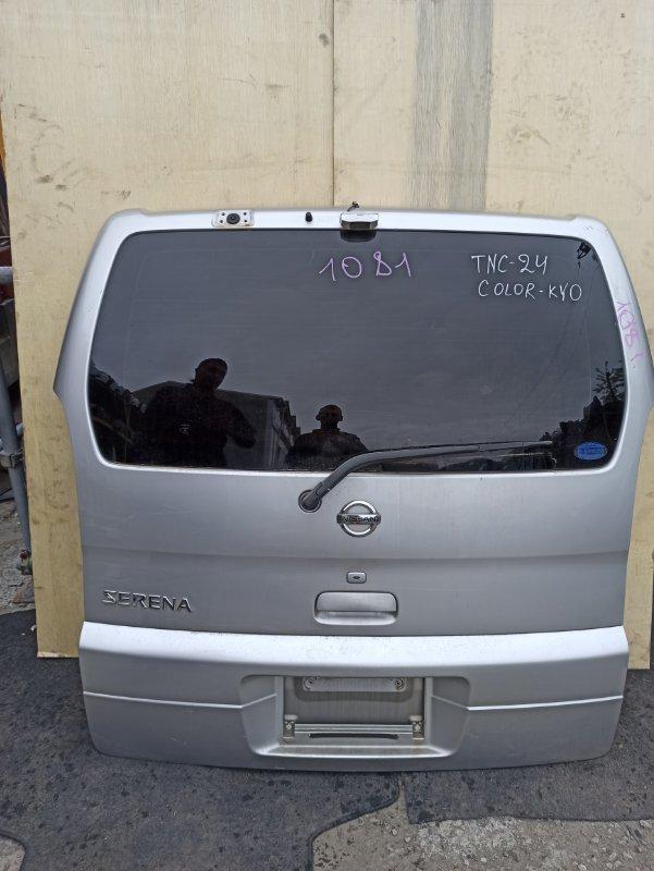 Дверь задняя Nissan Serena TNC24 QR20