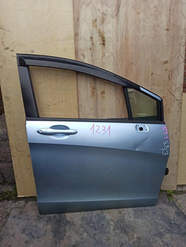 Дверь Honda Freed GB3 L15A передняя правая