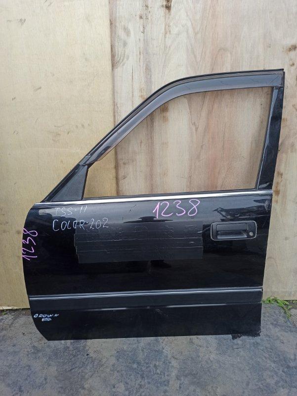 Дверь Toyota Crown Comfort TSS11 передняя левая