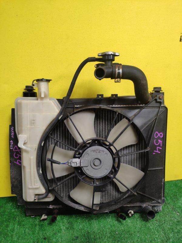 Радиатор основной Toyota Probox NCP50 1NZ