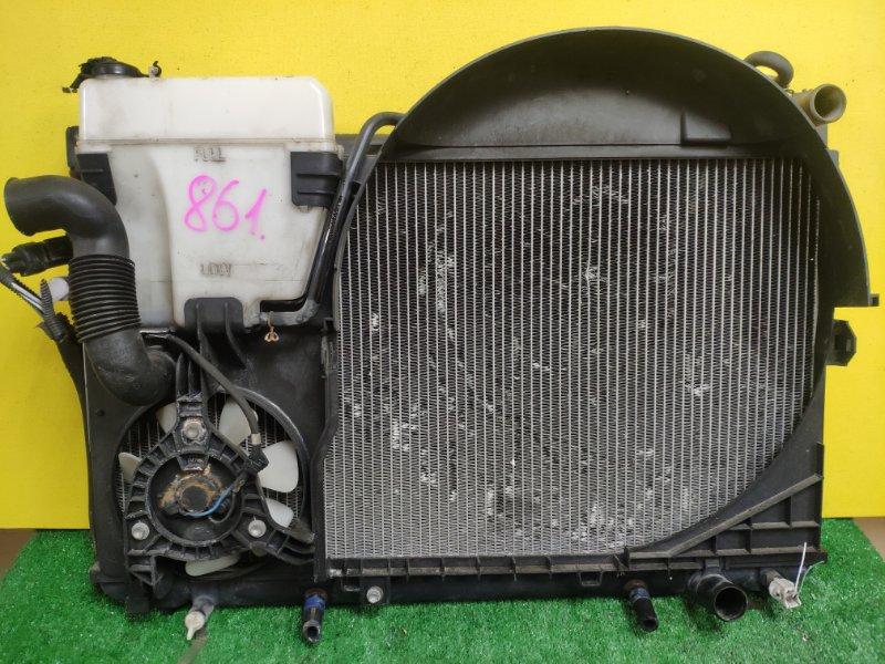 Радиатор основной Toyota Brevis JCG11 2JZ