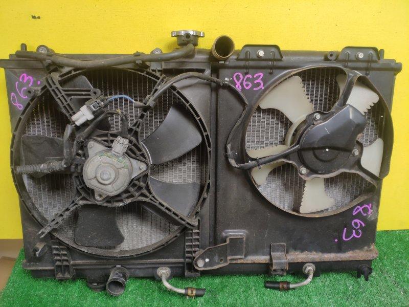 Радиатор основной Mitsubishi Lancer CS2V 4G15