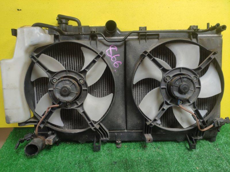 Радиатор основной Subaru Legacy BL5 EJ20
