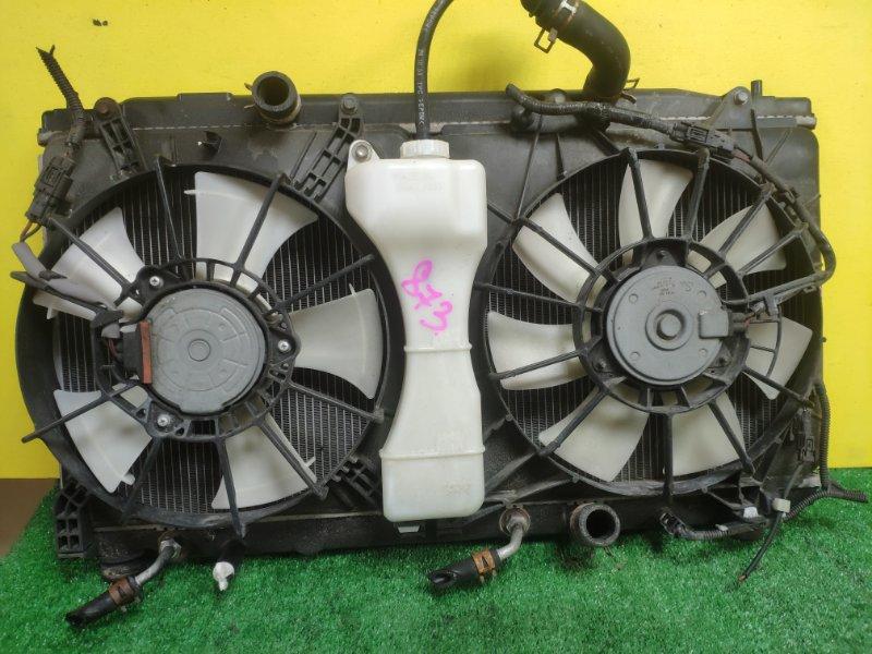 Радиатор основной Honda Freed GB3 L15A