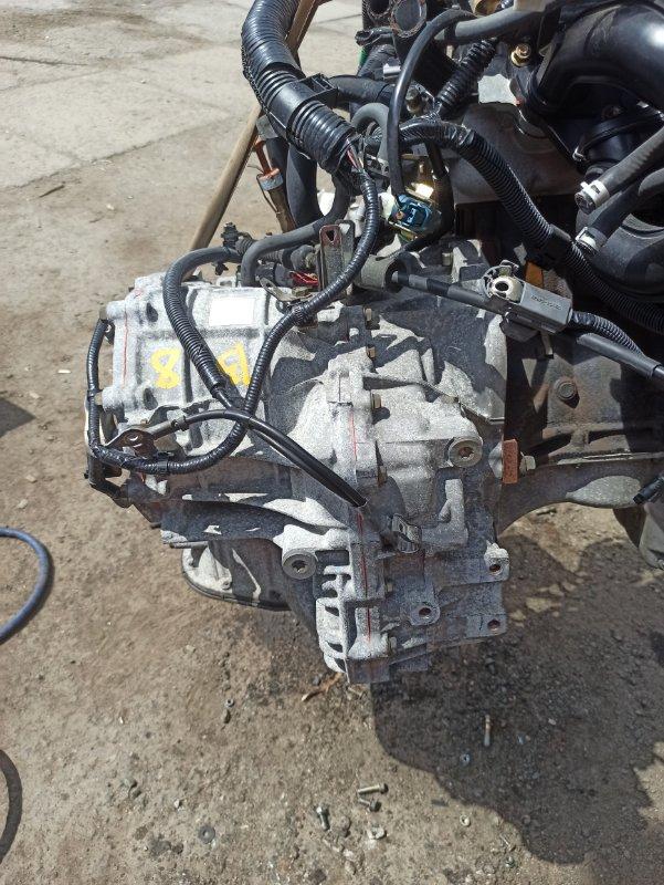 Акпп Toyota Vitz SCP13 2SZ-FE
