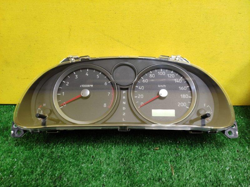 Панель приборов Suzuki Aerio RA21S M15A