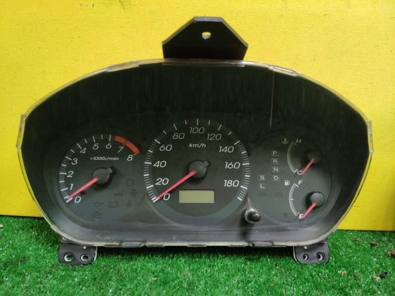 Панель приборов Honda Civic EU1 D17A