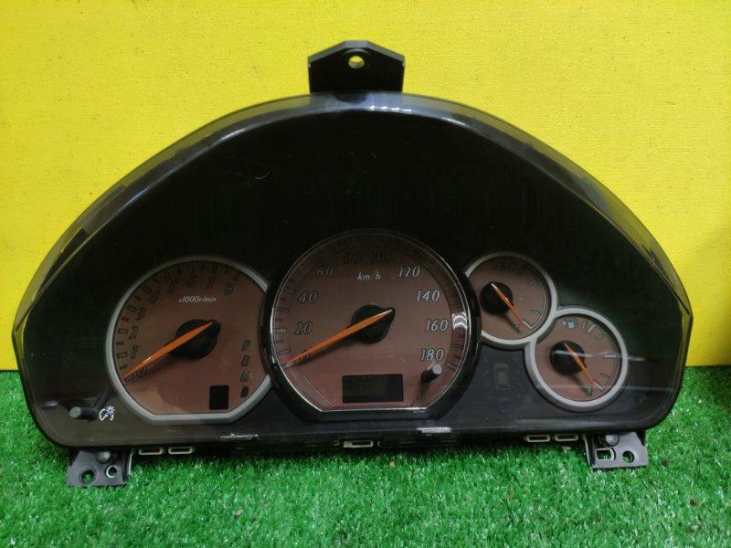 Панель приборов Mitsubishi Grandis NA4W 4G69