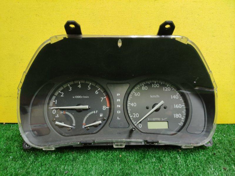 Панель приборов Honda Hr-V GH4 D16A