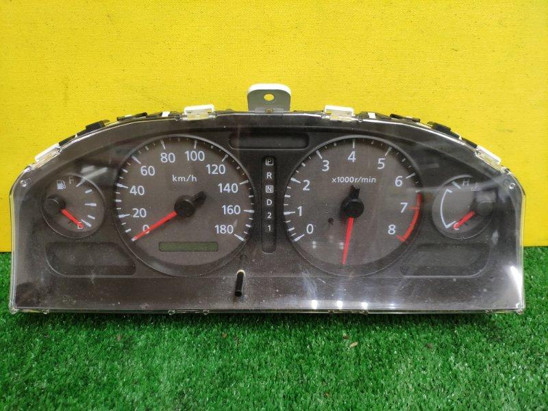 Панель приборов Nissan Sunny FB15 QG15