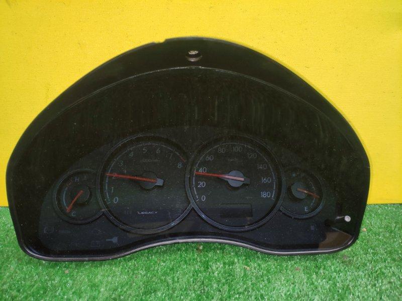 Панель приборов Subaru Legacy BL5 EJ20X 2004